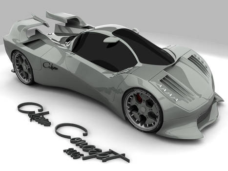 Akiom Concept Car..