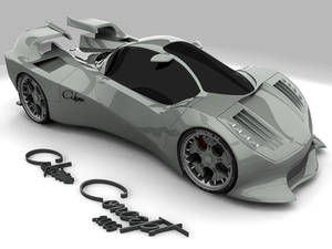 Akiom Concept Car..