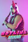 [SFM] Hotline Miami Poster