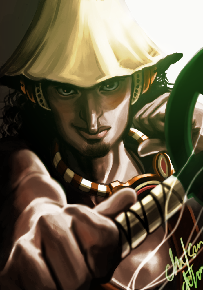 Usopp by Kitt748 - colored by TemBrook