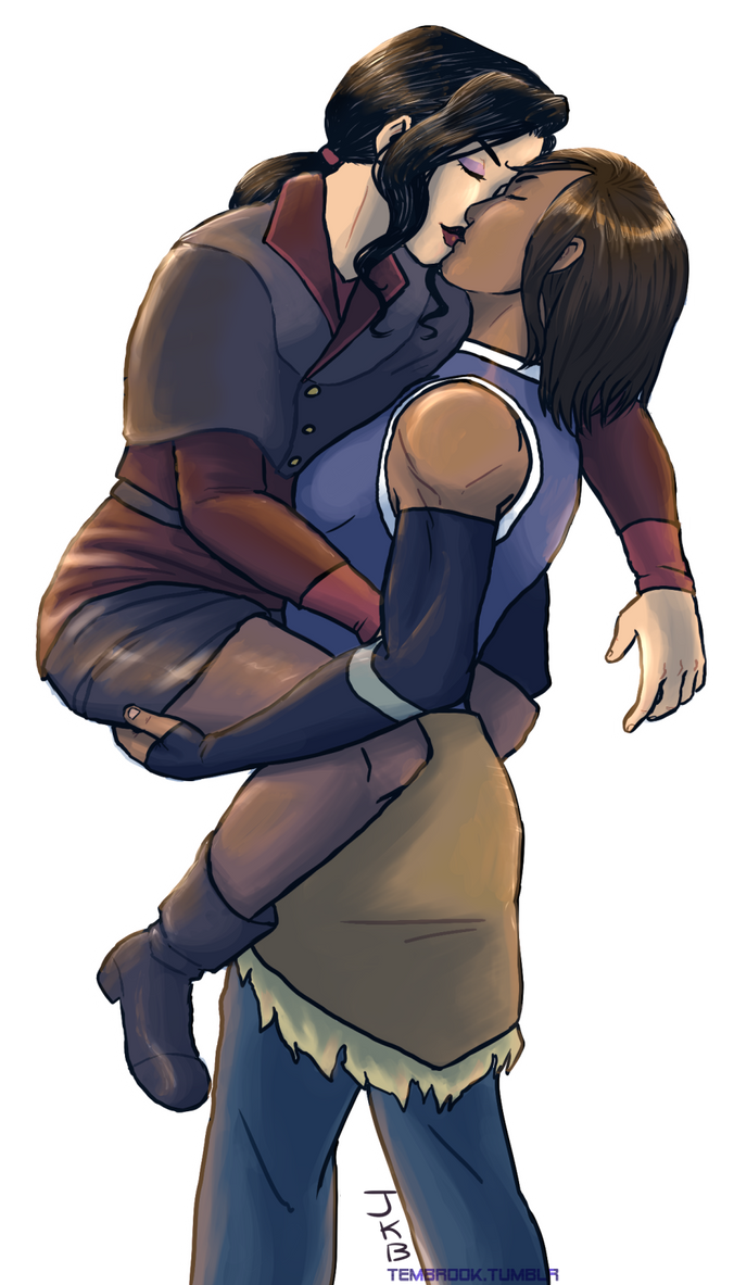 korsr lesbian dating site Canon lesbian relationship bribery incest party korra and asami are ready to take the leap into having easily counted by the dozens rather than singles.