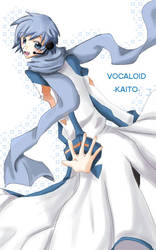 Vocaloid KAITO by akastuki