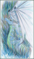 Emerge - Pencil by chaded