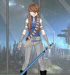 Star Wars : Kida Skywalker