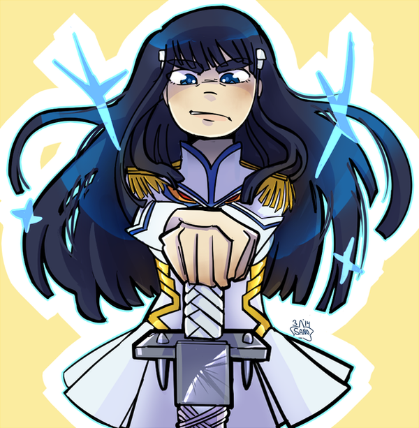 Satsuki Commission! by SanoStar