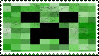 Creeper Stamp by iMakeMasks