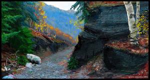 Fall by logartis