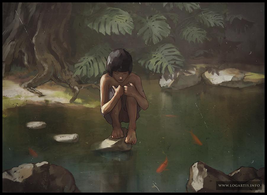 Jungle Boy by logartis
