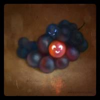 Halloween fruit #6