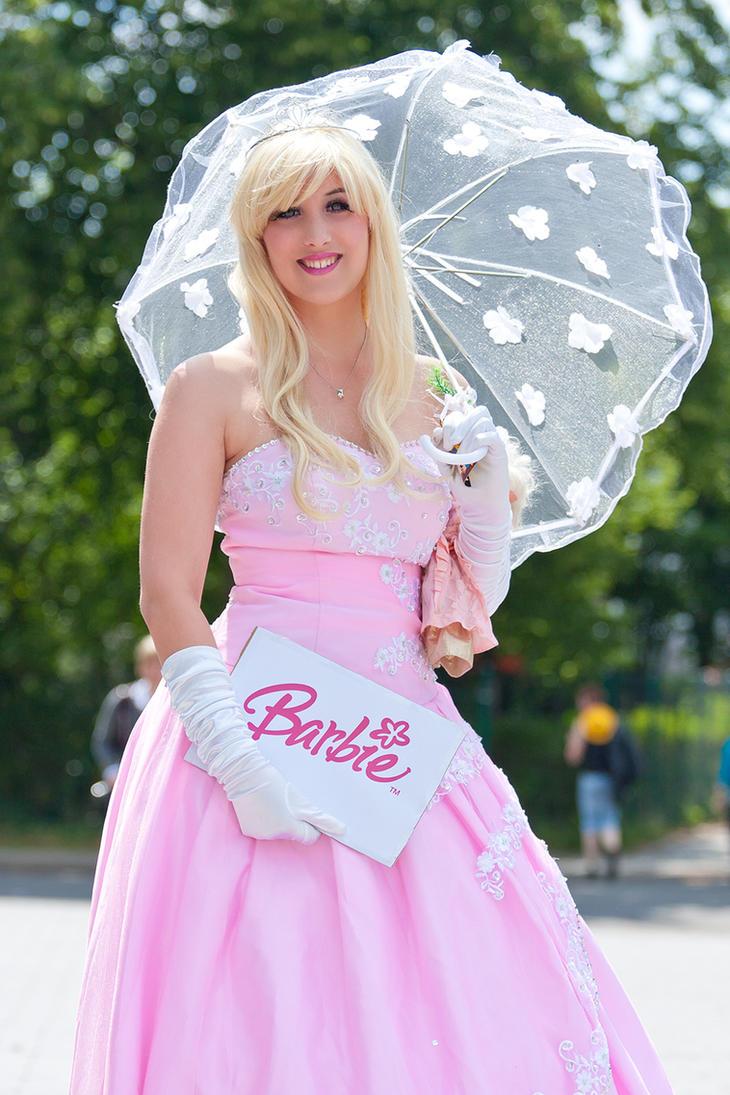 barbie cosplay