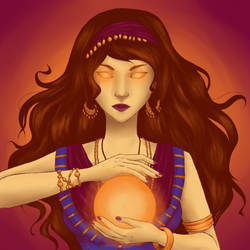 Divination Witch