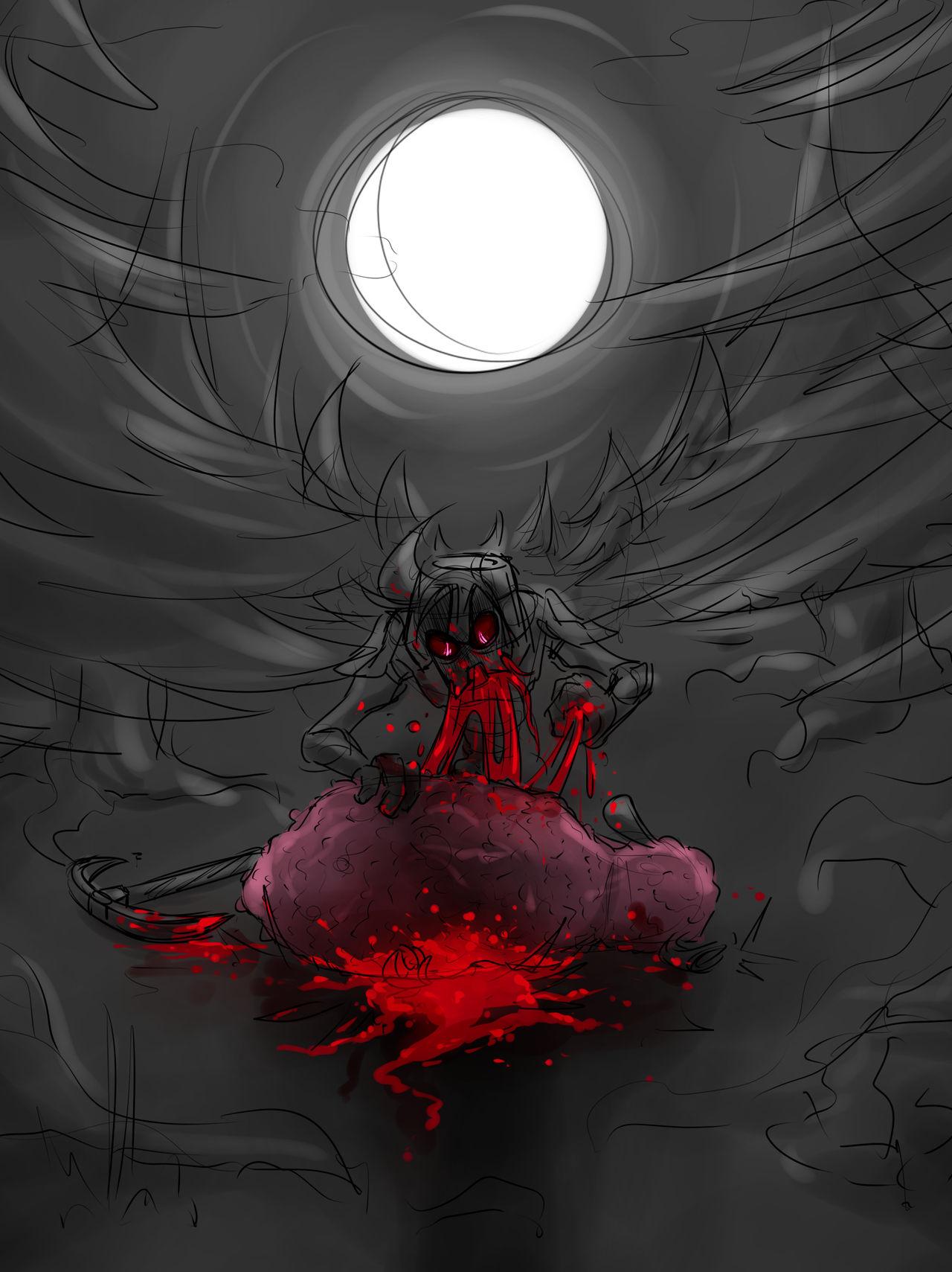 Hunger [warning: blood]