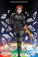 Mass Effect 3 by geeksnextdoor
