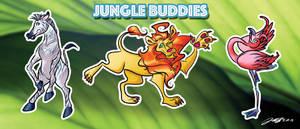 Charity Project - Jungle Buddies 2
