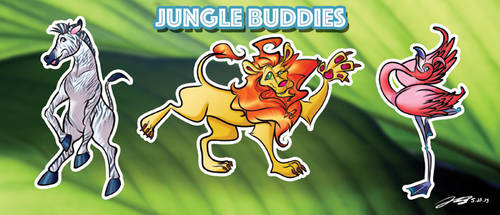 Charity Project - Jungle Buddies 2