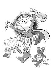 SAF TOPIC: Childhood Dream Job by geeksnextdoor