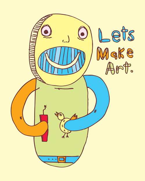 Let's Make Art by LetsMakeArt