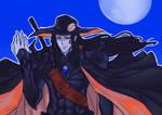 vampire hunter D by BraveTian
