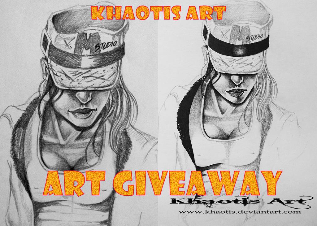 www.facebook.com/khaotisart   Contest by Khaotis