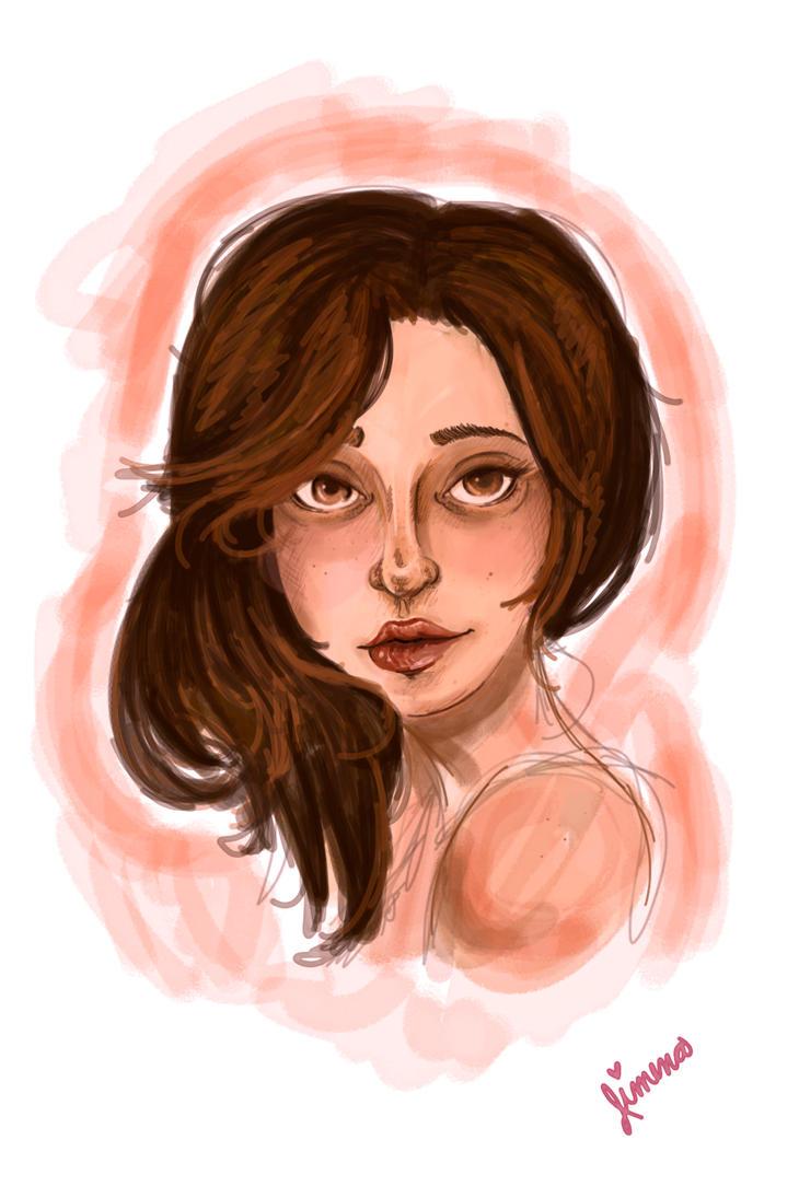 Self Portrait by mousetown
