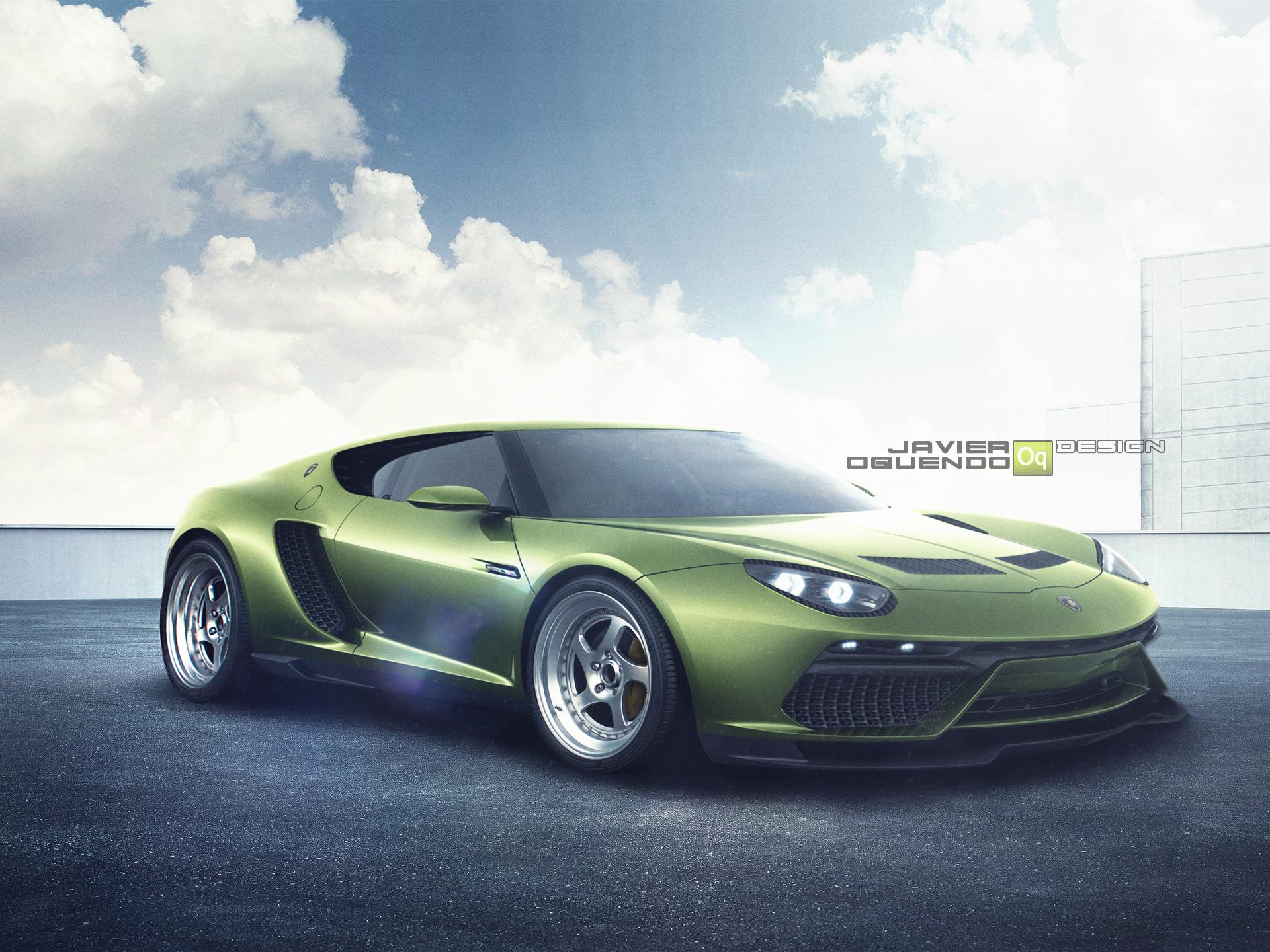 Lamborghini Miura Concept Autemo Com Automotive Design Studio