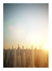 Sunrise X by sentimentalfreak