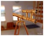 1880s Telescope