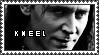 Loki Kneel Stamp by ricordarelamore