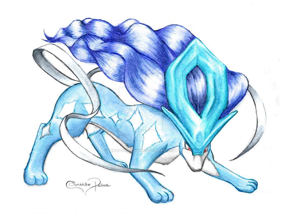 Image Result For Raikou Pokemon Coloring