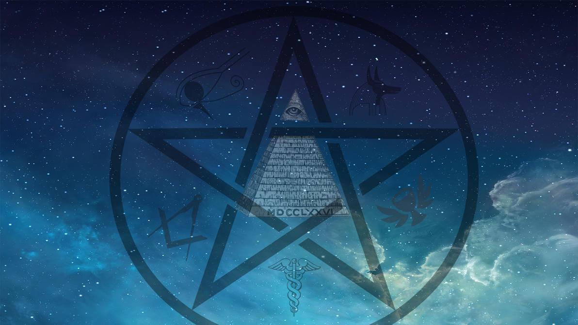 Illuminati Wallpaper By Unkelben