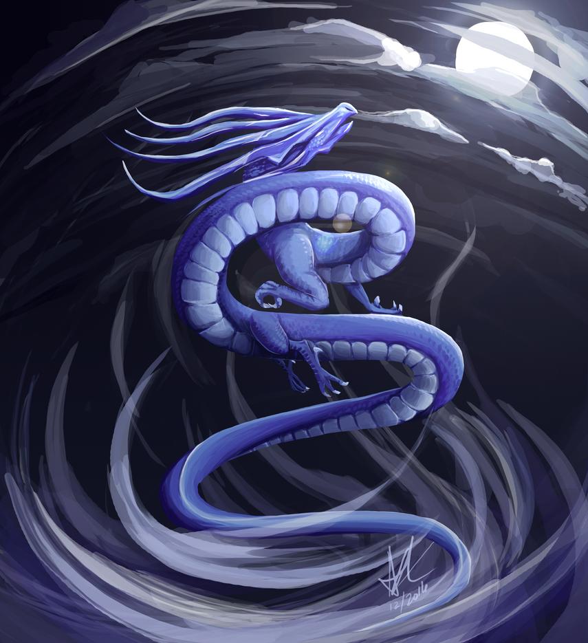 Celestial Stream by LiliumxRose