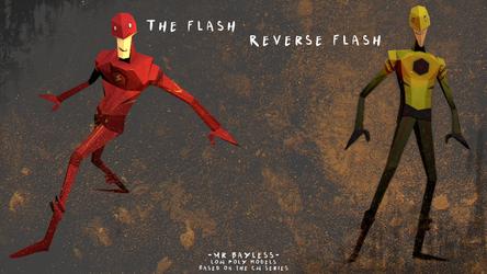 TheFlash v ReverseFlash