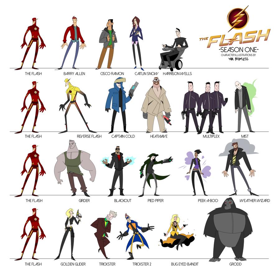 Flash Back Friday by Saiyanlink