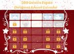 2019 Galaxia Populo Xmas Advent Calendar (15/25) by Owlhana