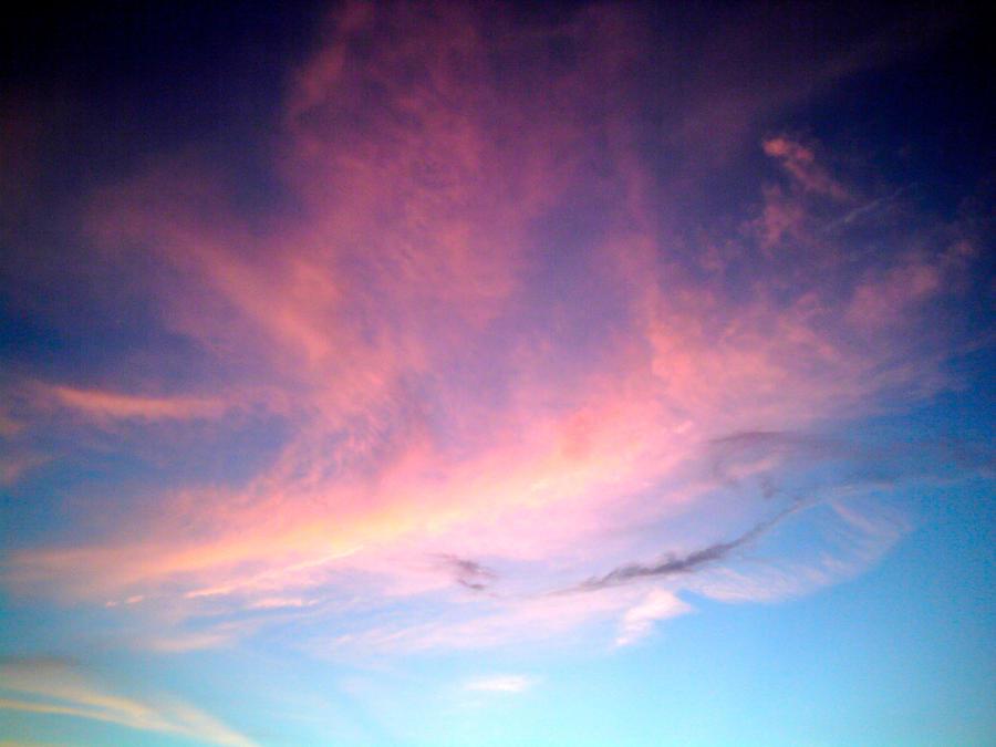 Am I in heaven? by louisphillipe
