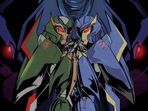 Dreadwing, Skyquake by ayhy on DeviantArt