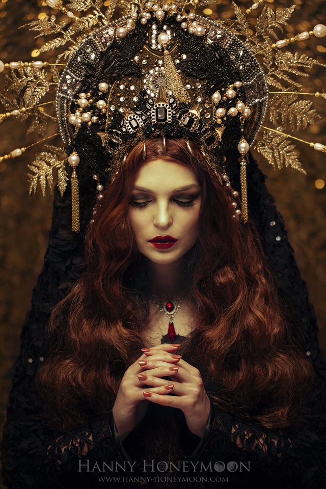 Holy Saint by Jumeria-Nox