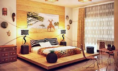 Interior Design African By Gamilaalex20