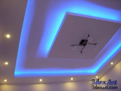 Modern-false-ceiling-design-2018-for-living-room-a by ...