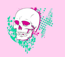 Skulls by ghoulskout