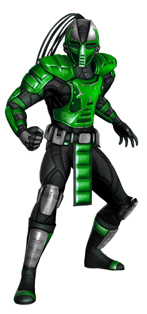 Kaijon, Son of Syzoth (Mortal kombat OC) by Bloodborn1011