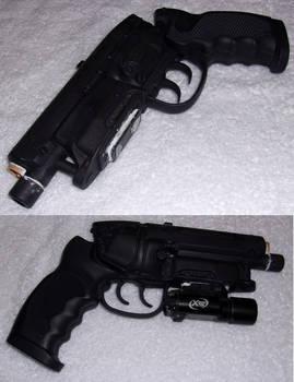 Blade Runner PKD Blaster replica