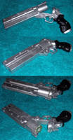 Vash Gun Finished