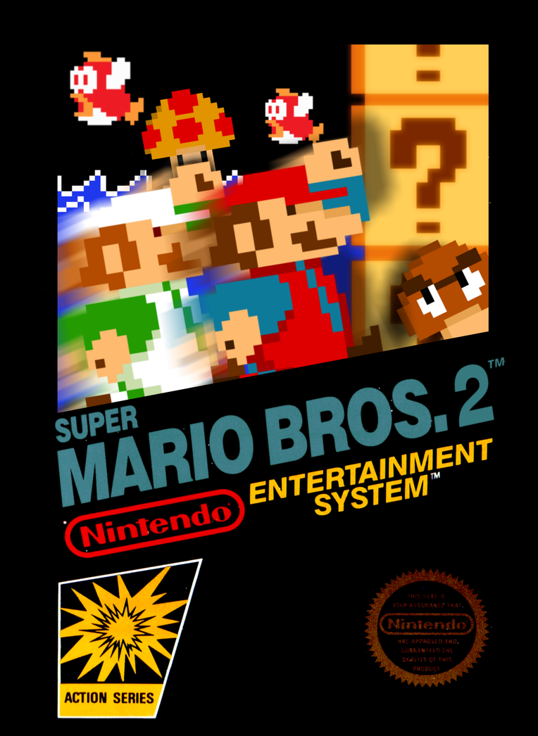 Telecharger Super Mario Bros 2 Lost Levels Rom