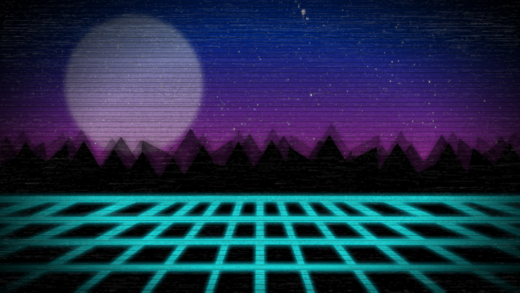Images Of Retro Future Wallpaper I