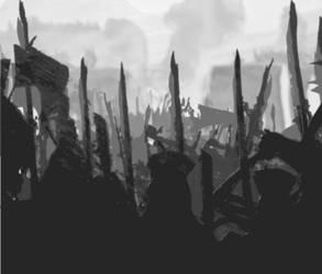 the Ring War by phoonaru