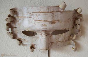 Birch mask by savagedryad