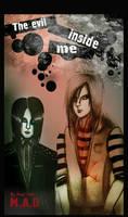 Evil Inside Me by SheWasZombie