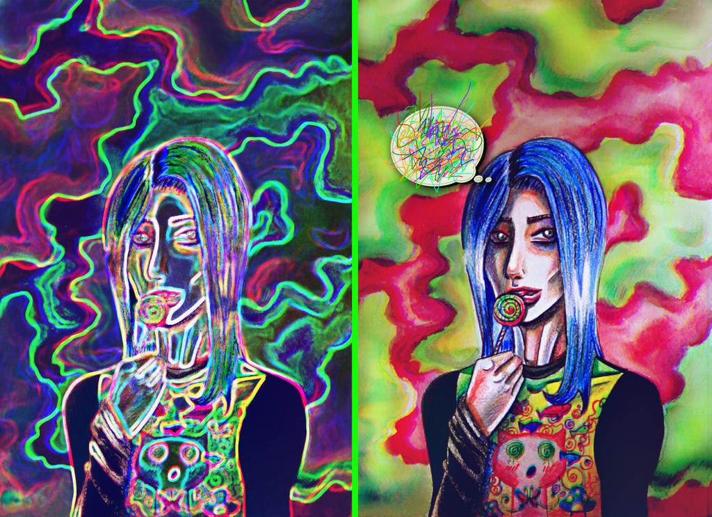LSD by SheWasZombie