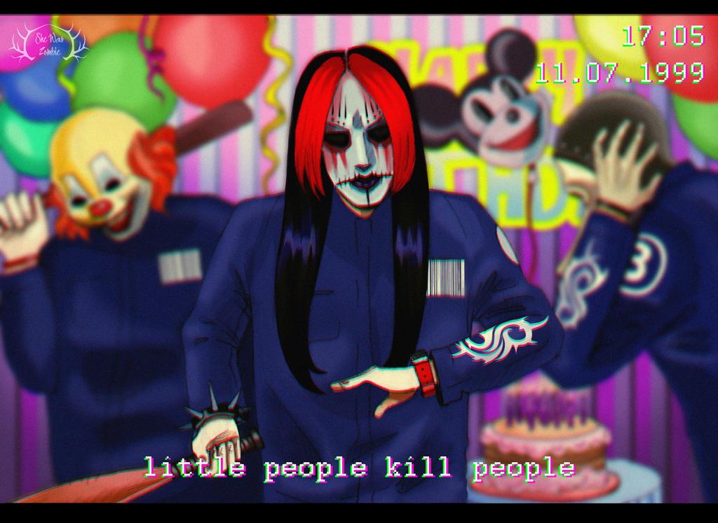 little people kill people by SheWasZombie